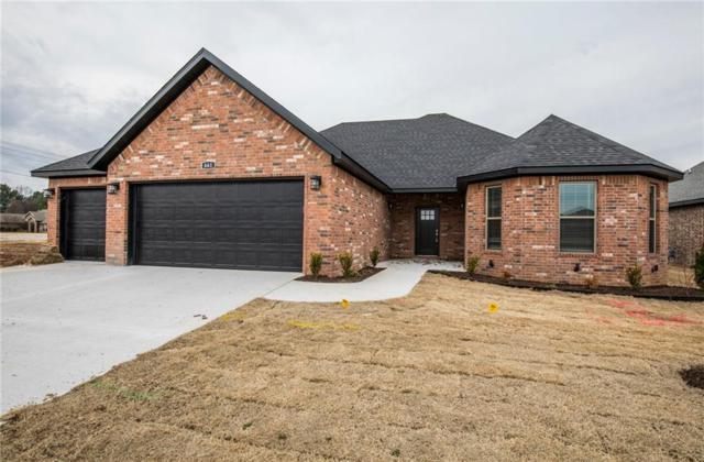 661 Bob Glen  Cir, Centerton, AR 72719 (MLS #1096780) :: HergGroup Arkansas