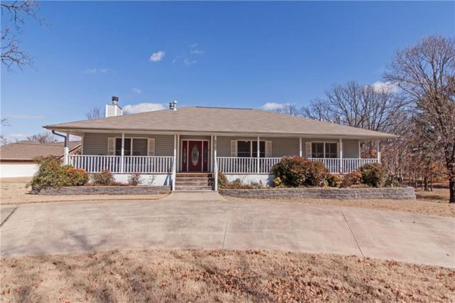 2702 College  Dr, Fayetteville, AR 72701 (MLS #1105275) :: McNaughton Real Estate