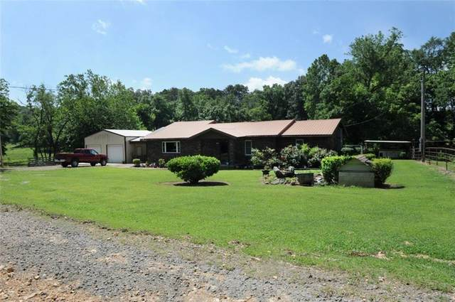 821 Highway 51, Stilwell, OK 74960 (MLS #1119411) :: Five Doors Network Northwest Arkansas