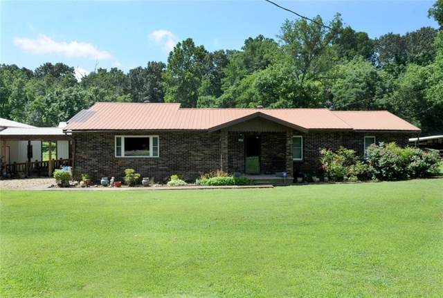 821 Highway 51, Stilwell, OK 74960 (MLS #1119412) :: Five Doors Network Northwest Arkansas