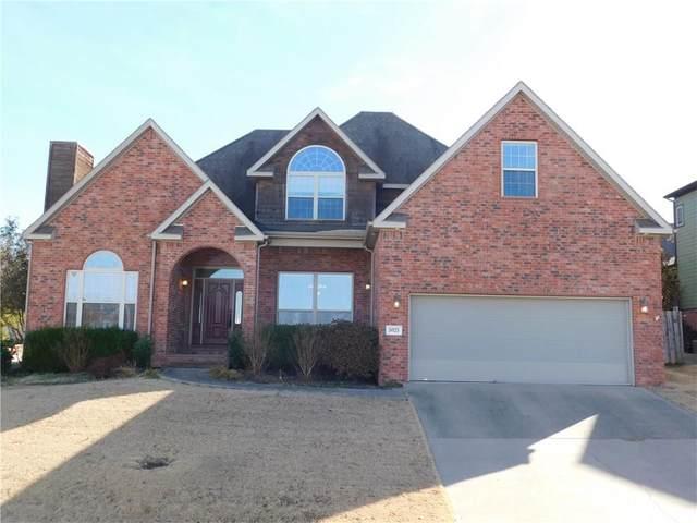 5025 Valhalla Street, Springdale, AR 72764 (MLS #1126086) :: McNaughton Real Estate