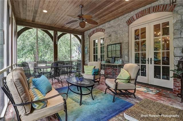 6111 W Jana Place, Fayetteville, AR 72704 (MLS #1127263) :: McNaughton Real Estate