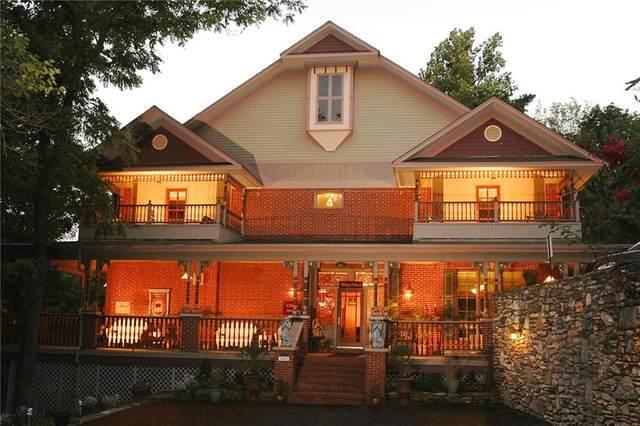 46 Hillside Avenue, Eureka Springs, AR 72632 (MLS #1131553) :: Five Doors Network Northwest Arkansas