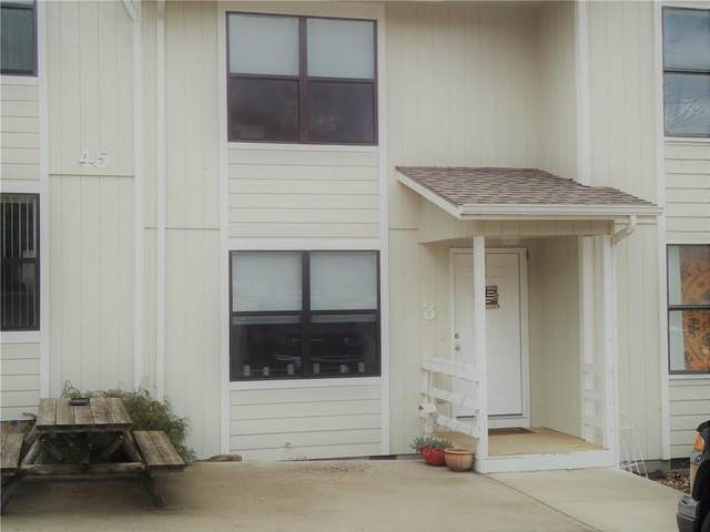 45 Blue Water Drive #3, Holiday Island, AR 72631 (MLS #1135676) :: McNaughton Real Estate