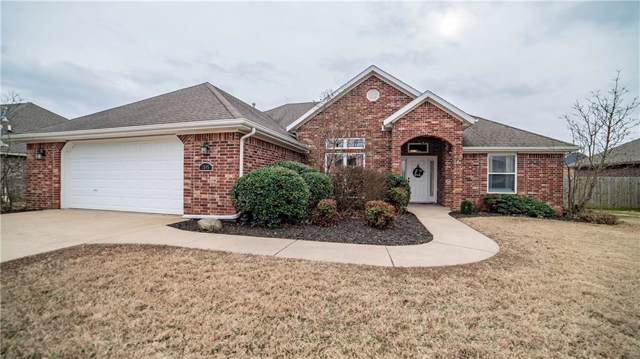 1505 Cavern Springs  Wy, Cave Springs, AR 72718 (MLS #1136448) :: McNaughton Real Estate