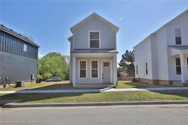 1344 S Duncan Avenue, Fayetteville, AR 72701 (MLS #1136530) :: McNaughton Real Estate