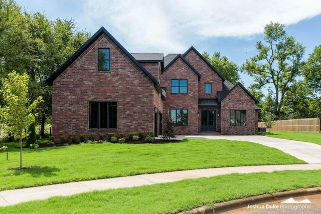 4493 E Windermere Drive, Fayetteville, AR 72703 (MLS #1143504) :: Five Doors Network Northwest Arkansas
