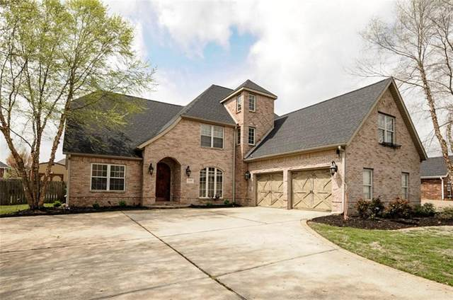 2320 Pickwick Terrace, Siloam Springs, AR 72761 (MLS #1144018) :: McNaughton Real Estate