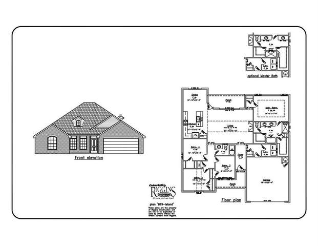 Lot 17 Hylton Place, Springdale, AR 72764 (MLS #1145157) :: McNaughton Real Estate