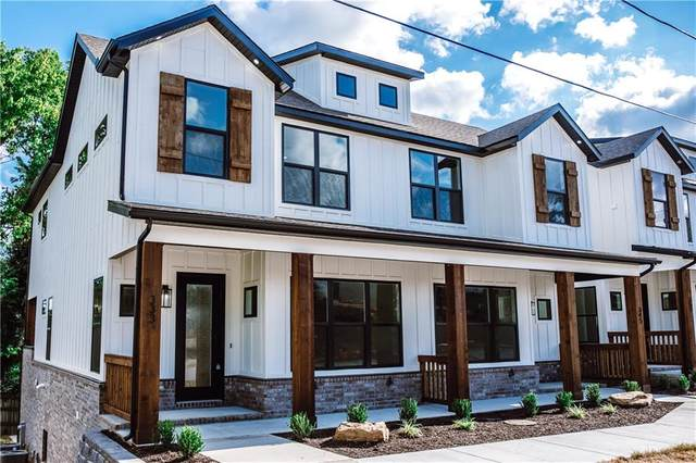 345 W South Street, Fayetteville, AR 72701 (MLS #1145330) :: Five Doors Network Northwest Arkansas