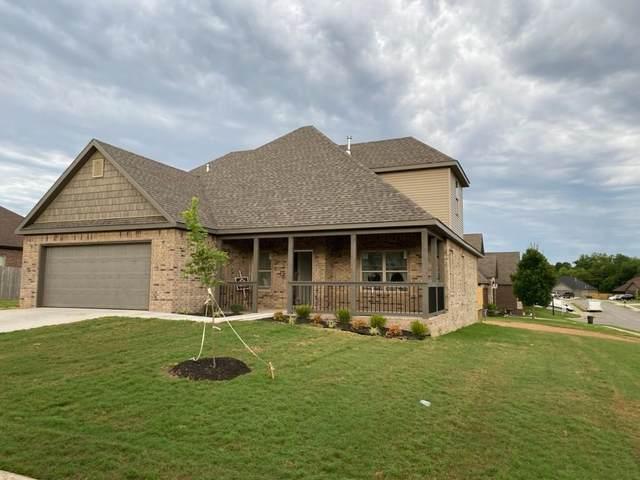 775 Ray Street, Pea Ridge, AR 72751 (MLS #1147639) :: McNaughton Real Estate