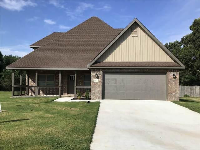 991 Harrison Street, Pea Ridge, AR 72751 (MLS #1147728) :: McNaughton Real Estate