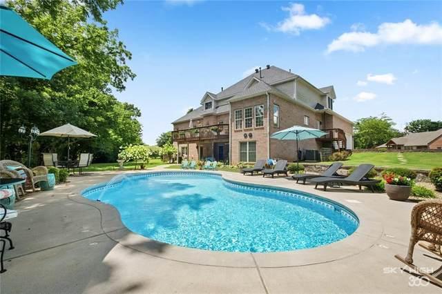 494 White Bluff Drive, Fayetteville, AR 72701 (MLS #1151784) :: McNaughton Real Estate