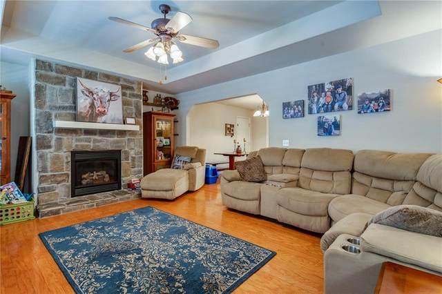 6 Eppington Lane, Bella Vista, AR 72714 (MLS #1154165) :: McNaughton Real Estate