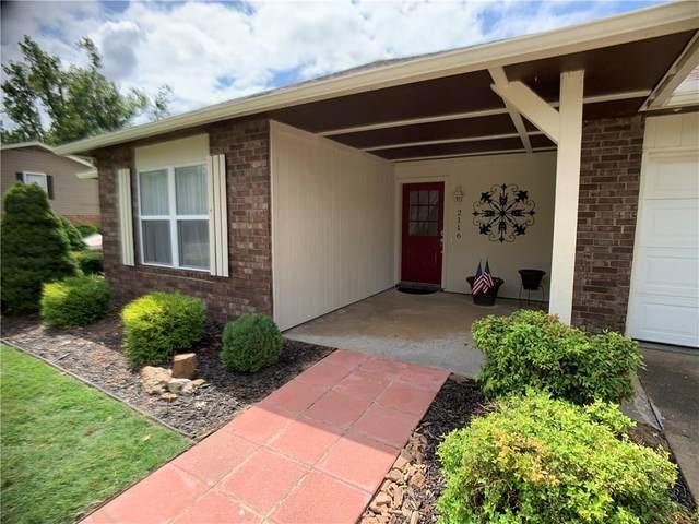 2116 Granite Street, Siloam Springs, AR 72761 (MLS #1154498) :: Five Doors Network Northwest Arkansas