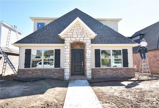 747 N Malbec Road, Fayetteville, AR 72704 (MLS #1155320) :: McNaughton Real Estate