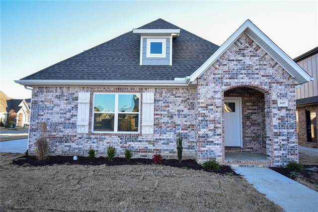 3437 W Tuscan, Fayetteville, AR 72704 (MLS #1156462) :: McMullen Realty Group