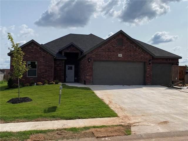 280 E Baker, Pea Ridge, AR 72751 (MLS #1157099) :: McNaughton Real Estate