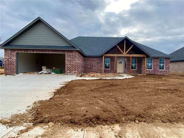 1591 Westridge Lane, Centerton, AR 72719 (MLS #1157723) :: McNaughton Real Estate