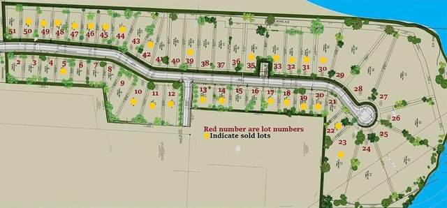 Lot 9 SW Autumn Hills Road, Bentonville, AR 72712 (MLS #1158209) :: McNaughton Real Estate