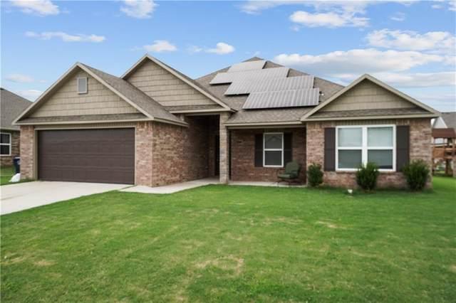1250 General Fagan Drive, Prairie Grove, AR 72753 (MLS #1160325) :: McNaughton Real Estate