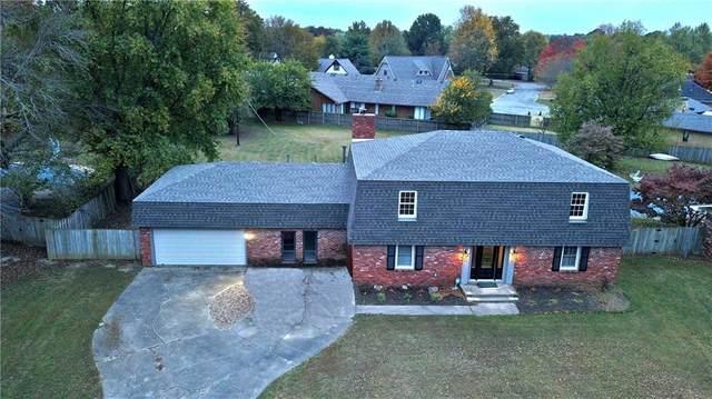 2822 W Rife Circle, Rogers, AR 72758 (MLS #1164516) :: McNaughton Real Estate