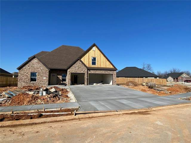 3308 SW Lucretia Road, Bentonville, AR 72713 (MLS #1167501) :: McMullen Realty Group