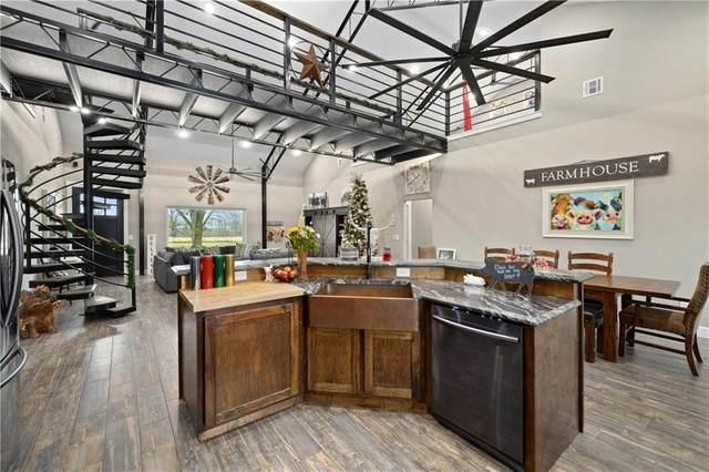 20356 Groth Road, Springdale, AR 72764 (MLS #1167515) :: McNaughton Real Estate