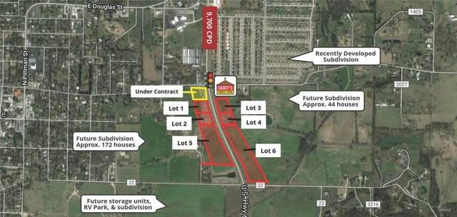 Lot 6 (9.53 Acres) Hwy 62, Prairie Grove, AR 72753 (MLS #1171224) :: NWA House Hunters | RE/MAX Real Estate Results