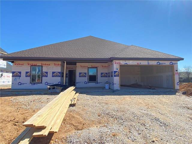 301 Ramsey Street, Gentry, AR 72734 (MLS #1175439) :: NWA House Hunters | RE/MAX Real Estate Results