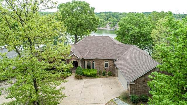 2 Pithlochry Circle, Bella Vista, AR 72715 (MLS #1182514) :: McMullen Realty Group
