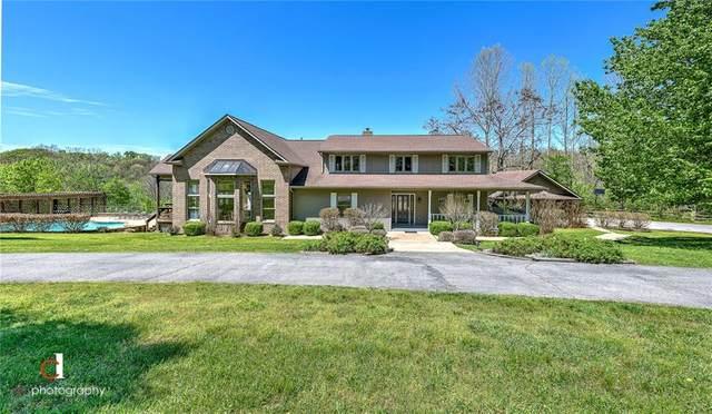 9626 Cottonwood Lane, Bentonville, AR 72712 (MLS #1183720) :: McMullen Realty Group