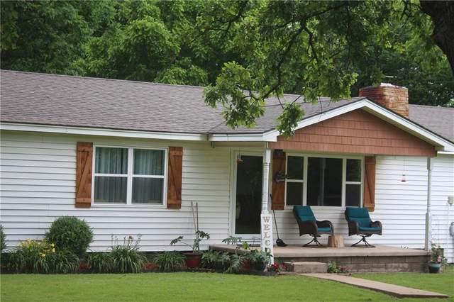 9440 E 546 Road, Rose, OK 74364 (MLS #1186008) :: McNaughton Real Estate