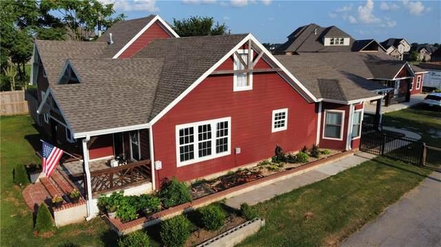 1011 Shores Avenue, Cave Springs, AR 72718 (MLS #1187258) :: McNaughton Real Estate