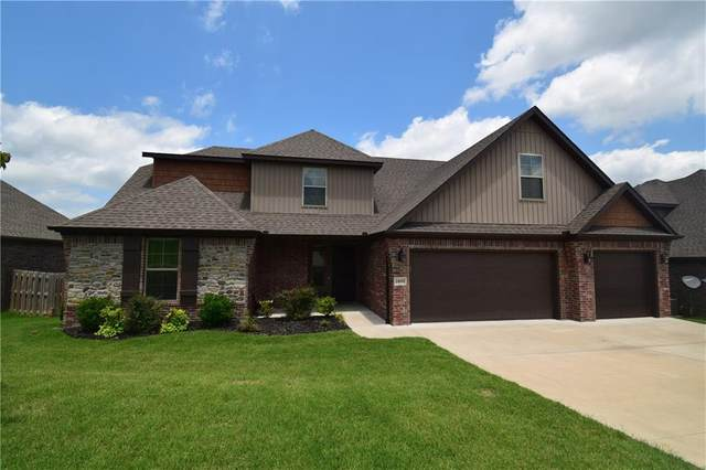 1600 Abbey Lane, Centerton, AR 72719 (MLS #1187469) :: McNaughton Real Estate