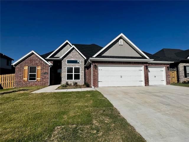 1420 Eureka Road, Centerton, AR 72719 (MLS #1190933) :: McMullen Realty Group