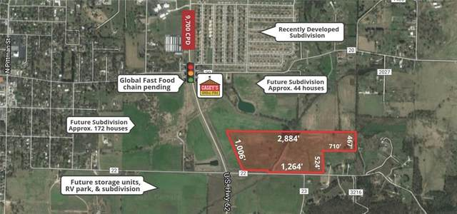 50.93 Acres E Butler Road, Prairie Grove, AR 72753 (MLS #1191428) :: NWA House Hunters | RE/MAX Real Estate Results