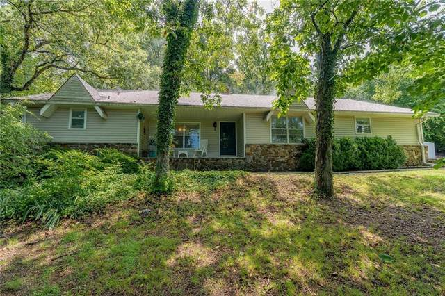 1450 N Crossover Road, Fayetteville, AR 72701 (MLS #1191751) :: McMullen Realty Group