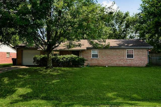910 W Harvard Street, Siloam Springs, AR 72761 (MLS #1191903) :: McNaughton Real Estate