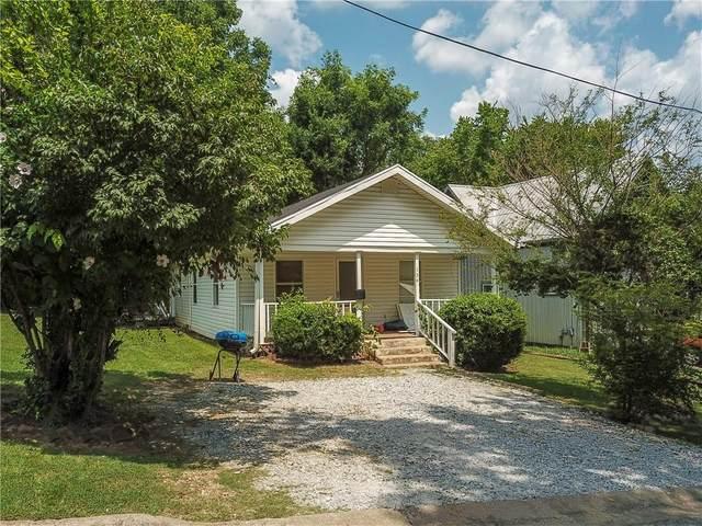 154 E Meadow Street, Fayetteville, AR 72701 (MLS #1192604) :: Five Doors Network Northwest Arkansas