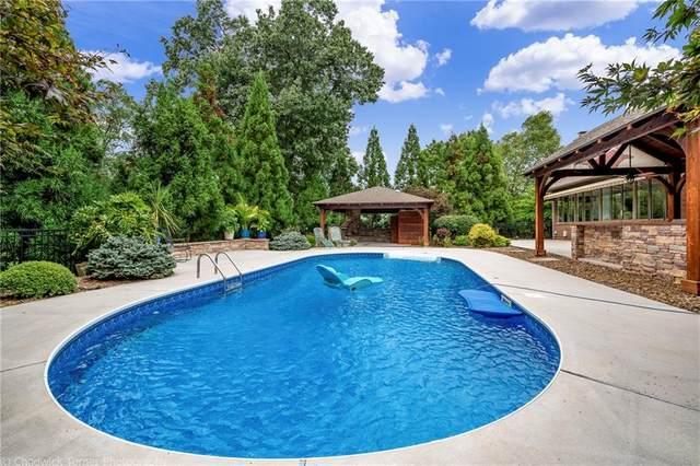 2910 W Seminole Drive, Rogers, AR 72758 (MLS #1193618) :: McNaughton Real Estate