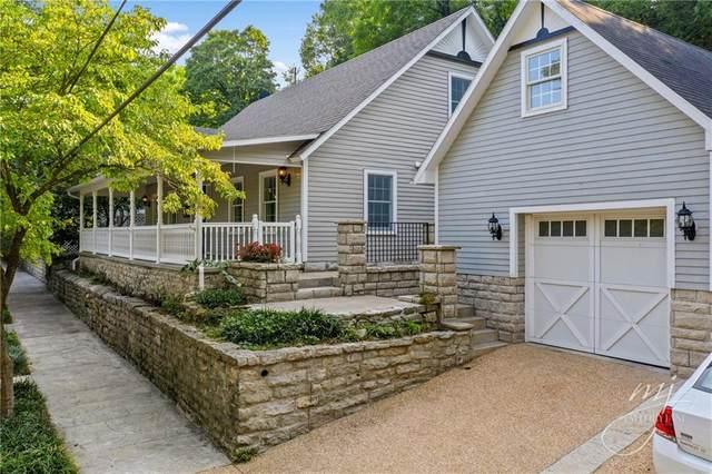 238 Spring Street, Eureka Springs, AR 72632 (MLS #1195127) :: McNaughton Real Estate