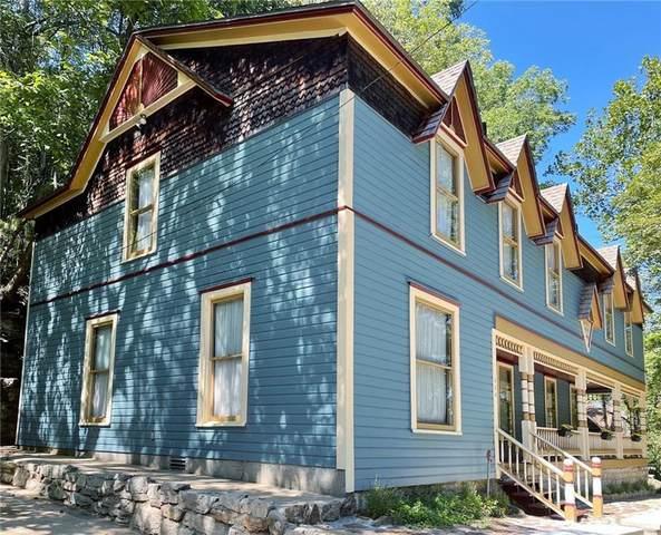 270 Spring Street, Eureka Springs, AR 72632 (MLS #1198044) :: Five Doors Network Northwest Arkansas