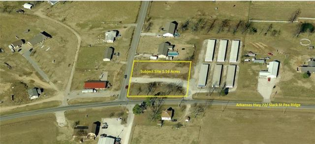 It'll Do Rd / Slack St, Pea Ridge, AR 72751 (MLS #710090) :: Five Doors Network Northwest Arkansas