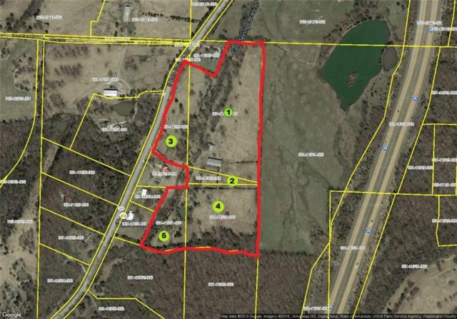 3330 S S Cato Springs  Rd, Fayetteville, AR 72701 (MLS #1011872) :: McNaughton Real Estate