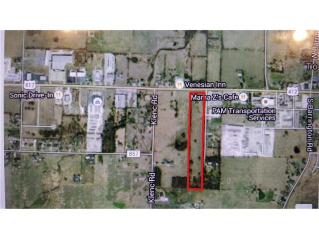 HWY 412 Henri De Tonti, Tontitown, AR 72762 (MLS #1037388) :: Five Doors Network Northwest Arkansas