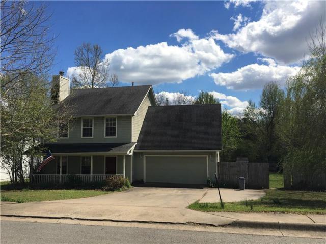 1345 E Cardinal Drive, Fayetteville, AR 72703 (MLS #1040745) :: McNaughton Real Estate