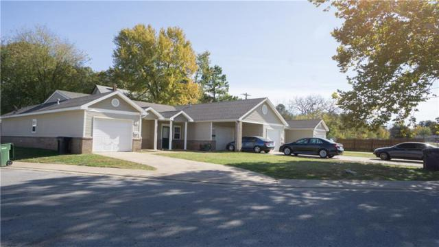 500-635 N 7Th Street, Rogers, AR 72756 (MLS #1047298) :: McNaughton Real Estate
