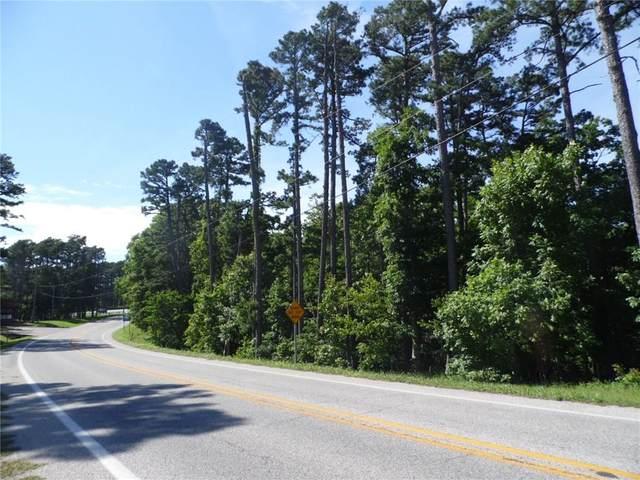 TBD E Van Buren Avenue, Eureka Springs, AR 72632 (MLS #1048803) :: McNaughton Real Estate