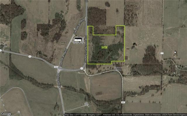 SW Regional Airport Blvd, Bentonville, AR 72712 (MLS #1053188) :: McNaughton Real Estate